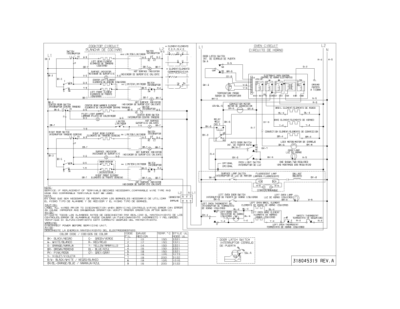 kenmore stove wiring diagram library