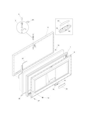 Freezers: Kenmore Freezer Parts