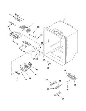 Kitchenaid Superba Refrigerator Parts List – Wow Blog