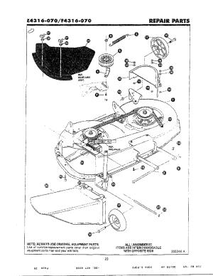 Noma Lawn Mower Wiring Diagram   Wiring Diagram