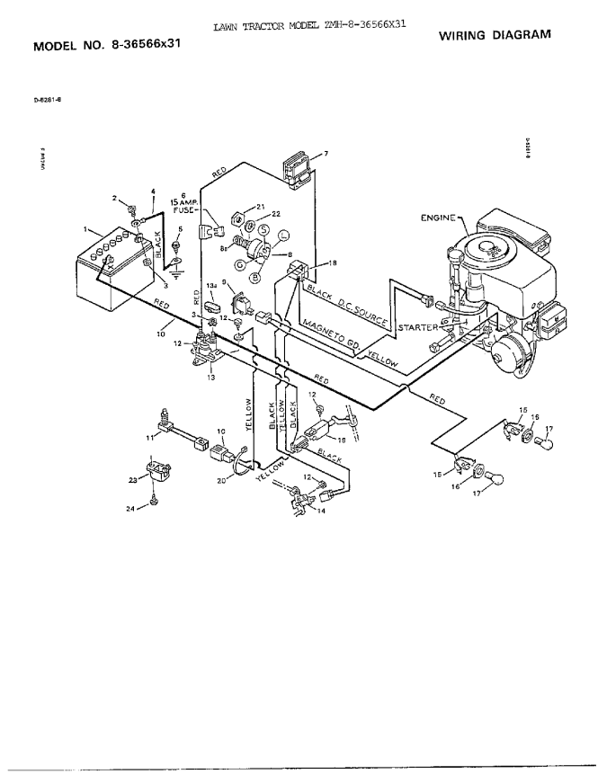 mtd solenoid wiring diagram wiring diagram solenoid wiring diagram for huskee riding mower tractor repair