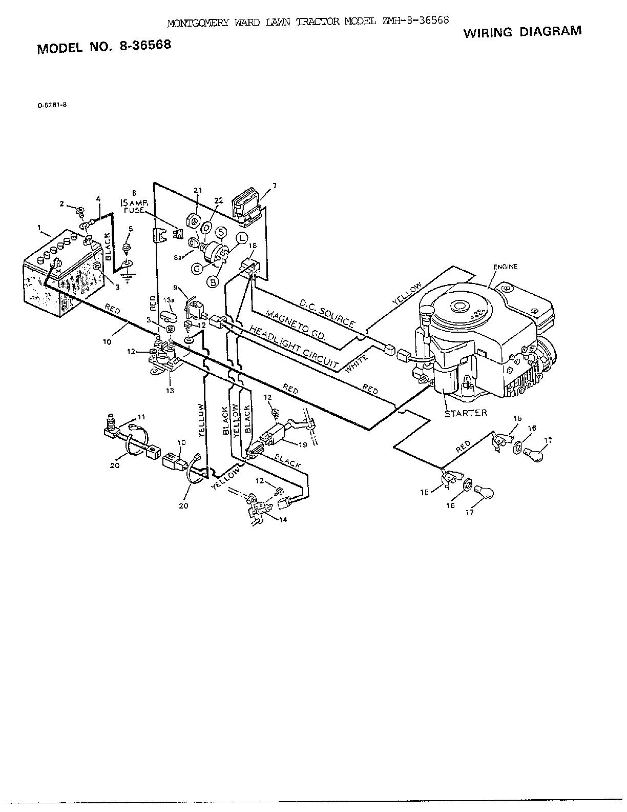 8 Hp Briggs And Stratton Wiring Diagram. . Wiring Diagram Manitowoc Qm Wiring Diagram on