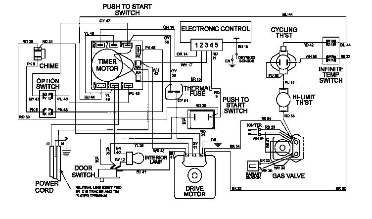 MAYTAG Electric/Gas Dryer Heater (mde9806aya) (mde9