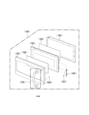 LG MICROWAVE Parts | Model LMV1630WW | Sears PartsDirect