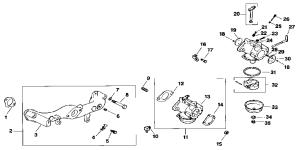 KOHLER ENGINE Parts | Model mv18s58556 | Sears PartsDirect