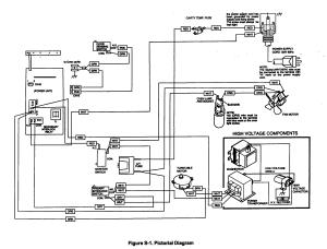Sharp model R405HK countertop microwave genuine parts
