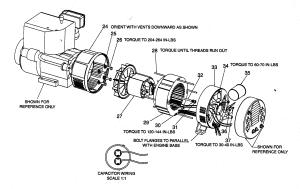 Control Panel Wiring Diagram Air Compressor Ac Compressor