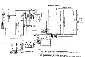 SHARP MICROWAVE DRAWER Parts | Model KB6014LS | Sears