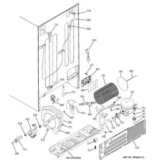 GE REFRIGERATOR X SERIES Parts | Model GSHS5KGXBCSS