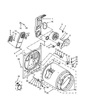 Kenmore Dryer Diagrams  Wiring Diagram Pictures