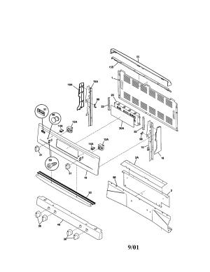KENMORE GAS RANGE Parts | Model 79079013100 | Sears PartsDirect