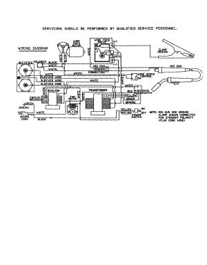 Century model 117050 welder genuine parts