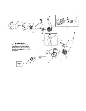 POULAN BLOWER Parts   Model bvm200vs   Sears PartsDirect