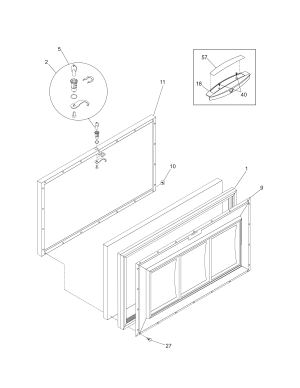 KENMORE FREEZER Parts | Model 25316502100 | Sears PartsDirect