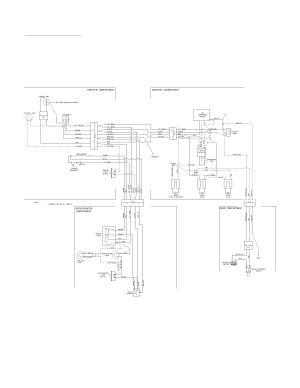 FRIGIDAIRE REFRIGERATOR Parts   Model FFTR1513LW8   Sears