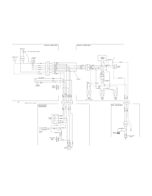Kenmore model 97042043B topmount refrigerator genuine parts