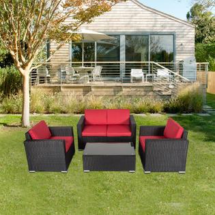reose04rd kinbor rattan patio sofa 4