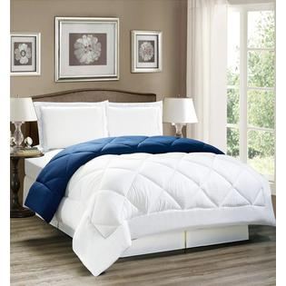 legacy decor 2pc down alternative navy