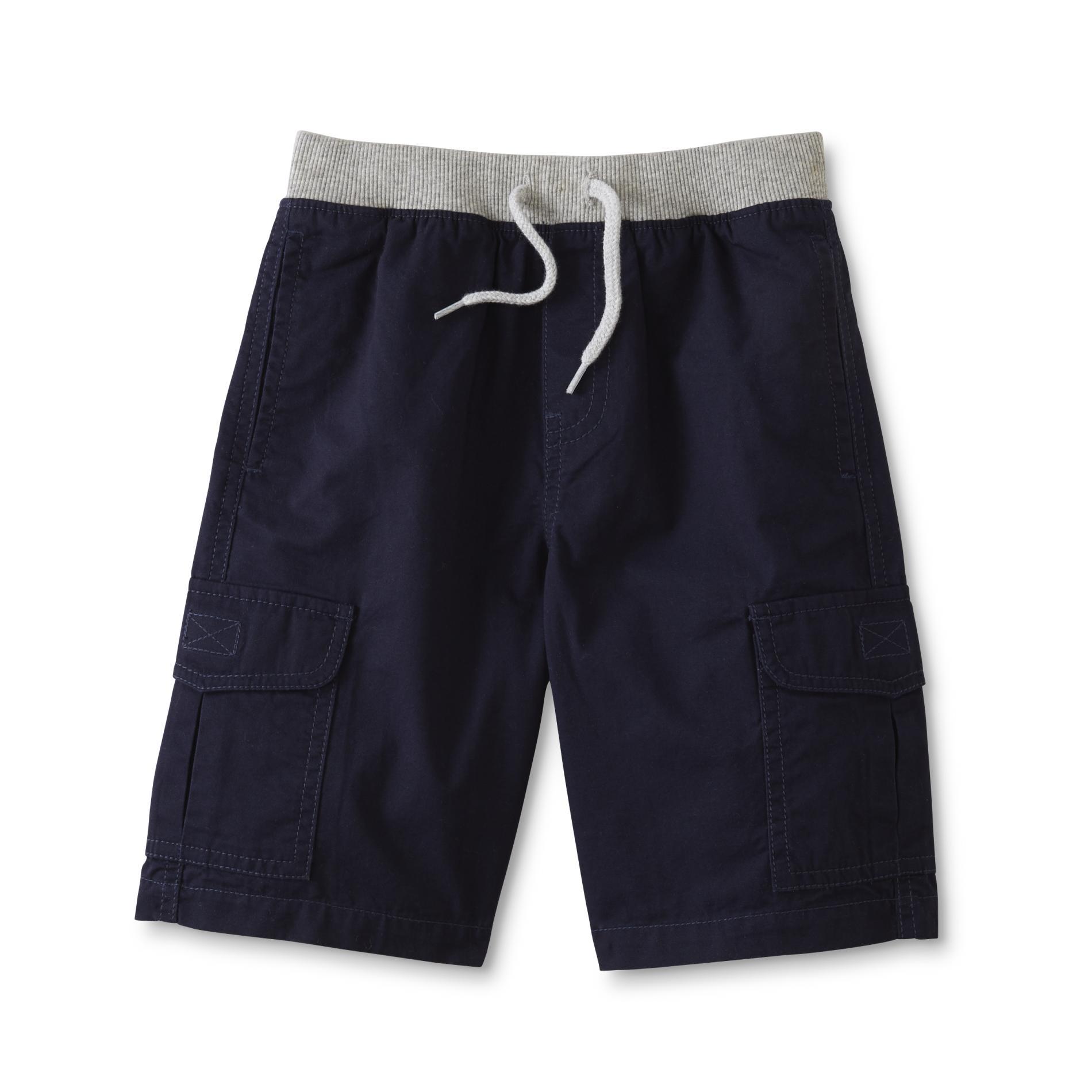 Toughskins Infant Amp Toddler Boys Cargo Shorts