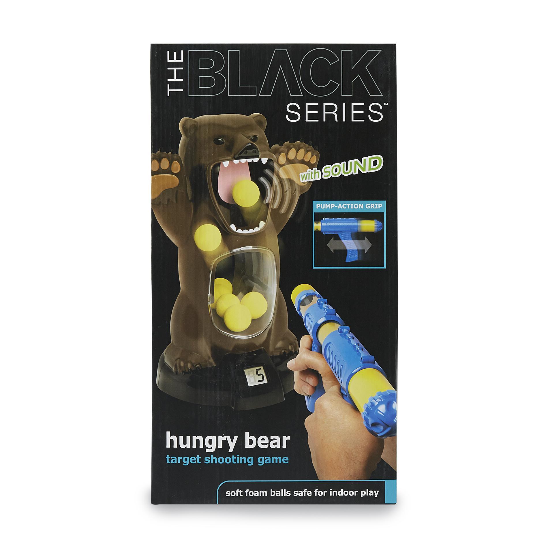 Hungry Bear Target Shooting Game