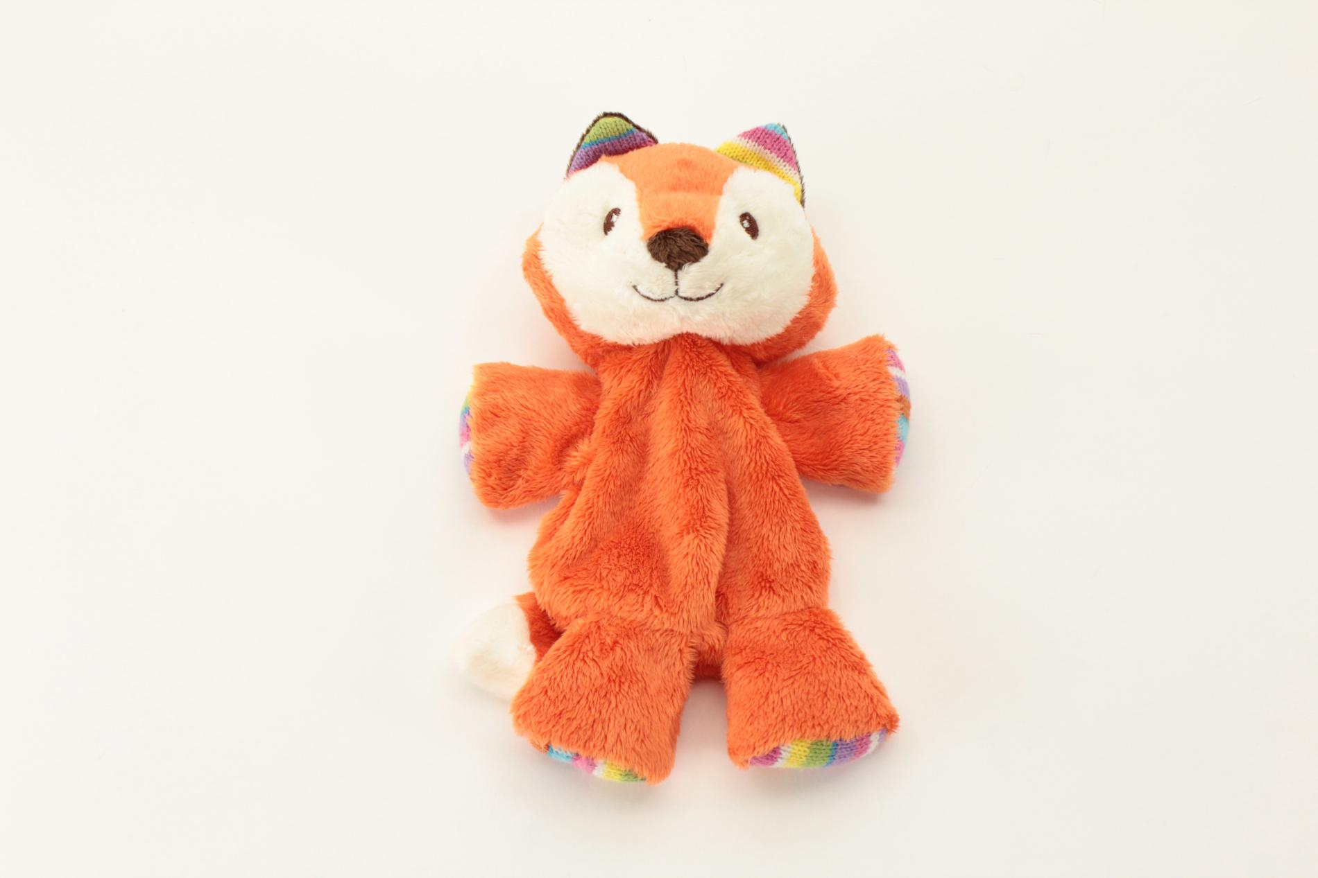 Animal Adventure Infants Plush Animal Fox