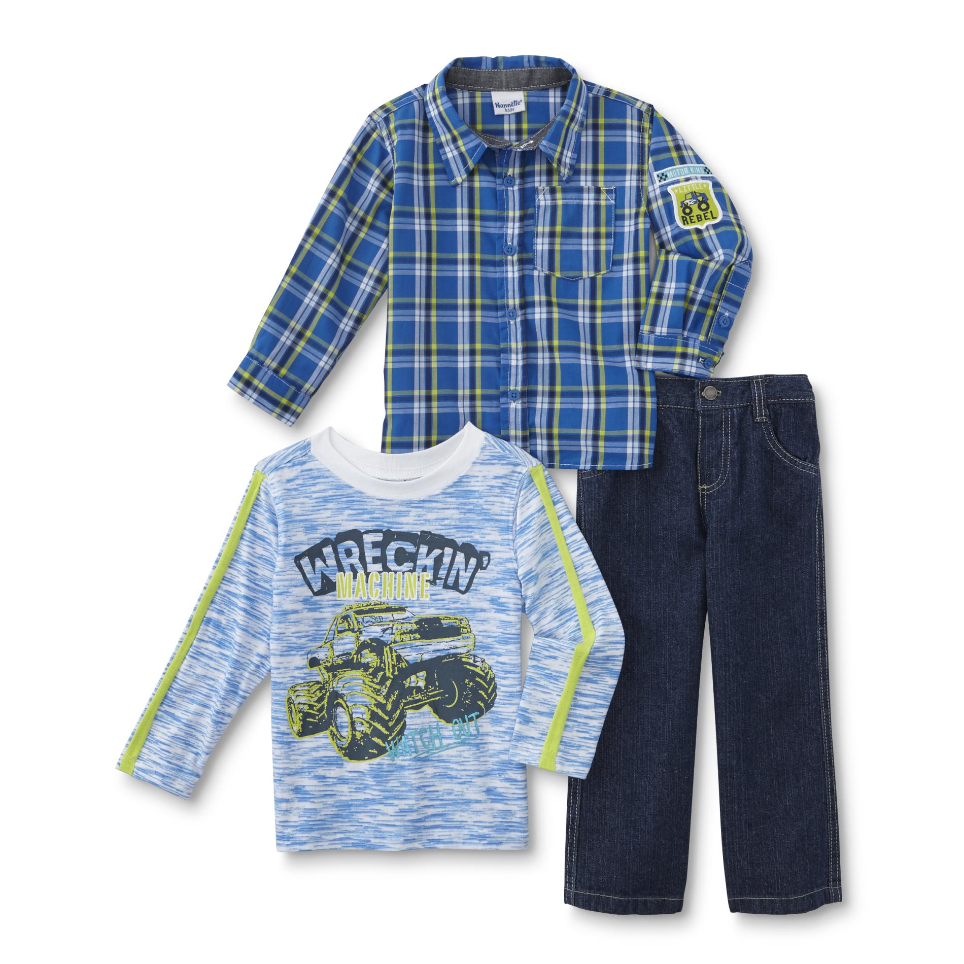 Little Rebels Baby Clothing Sets Sears