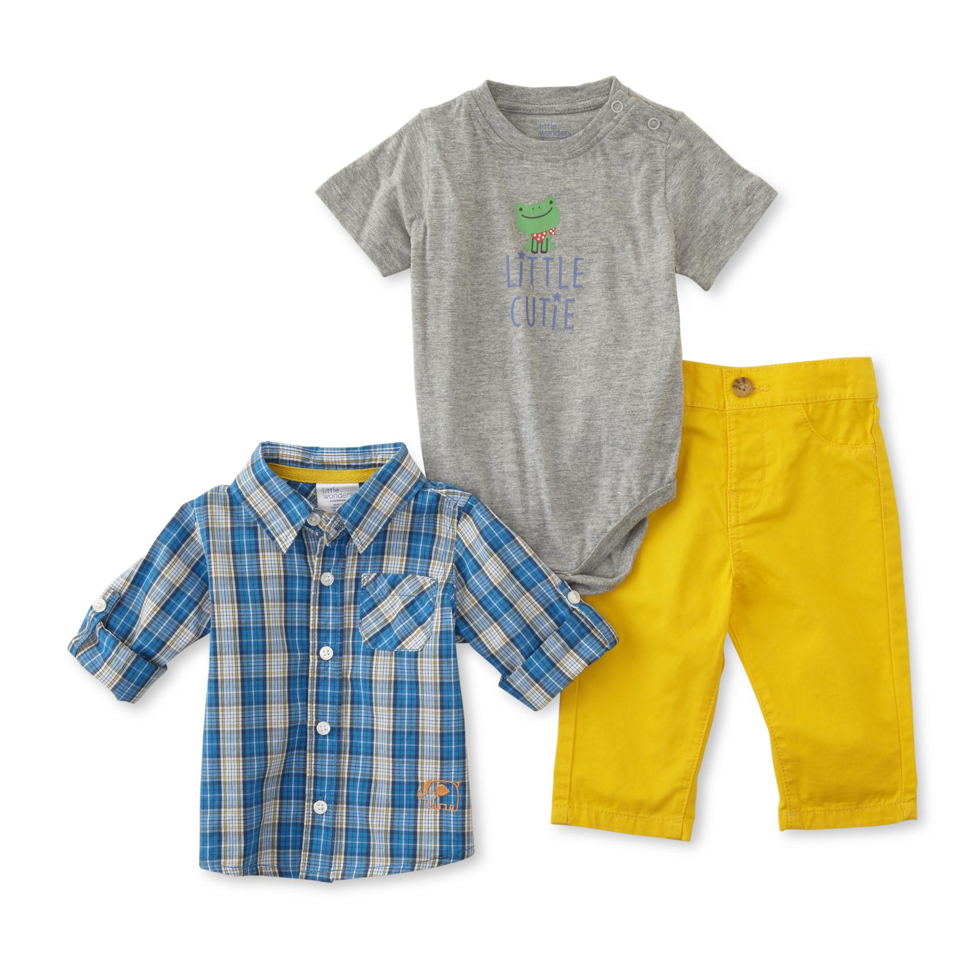 Little Wonders Baby Clothing Sets Sears