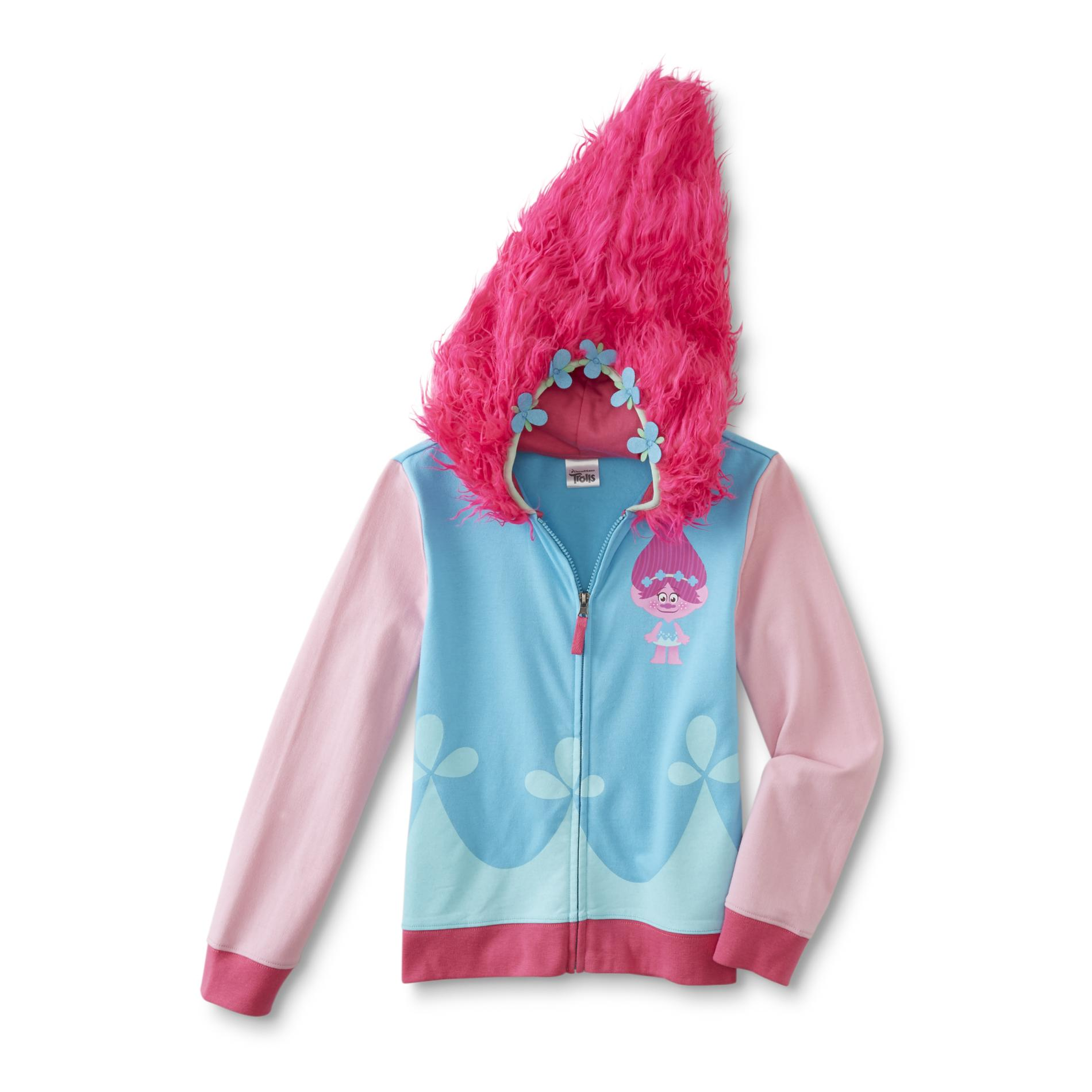 Light Fleece Jacket Girls d474564a685