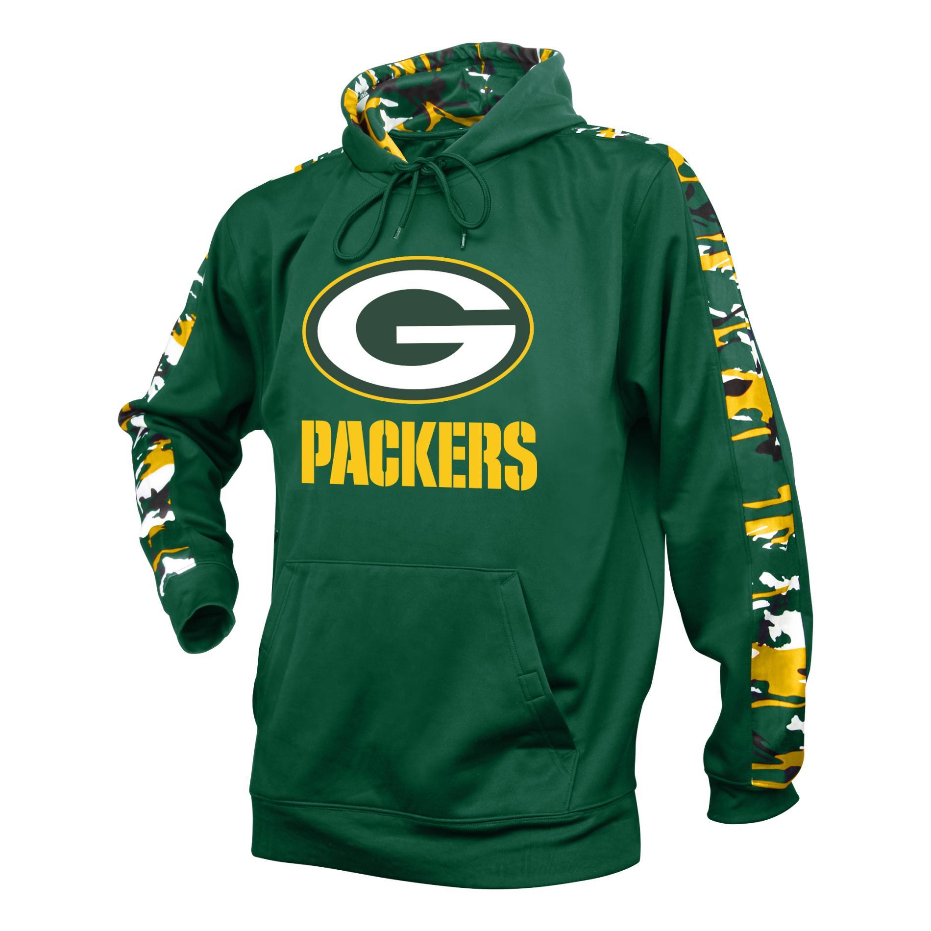 NFL Mens Hoodie Green Bay Packers