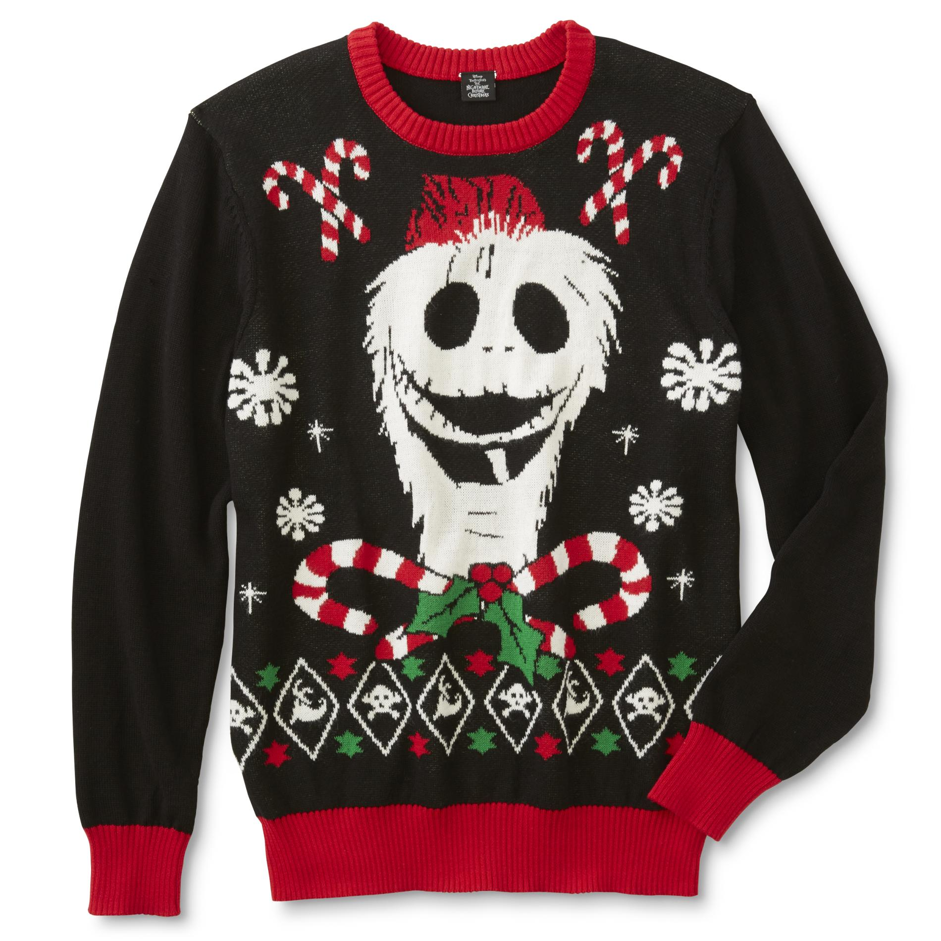 Disney The Nightmare Before Christmas Young Mens Ugly