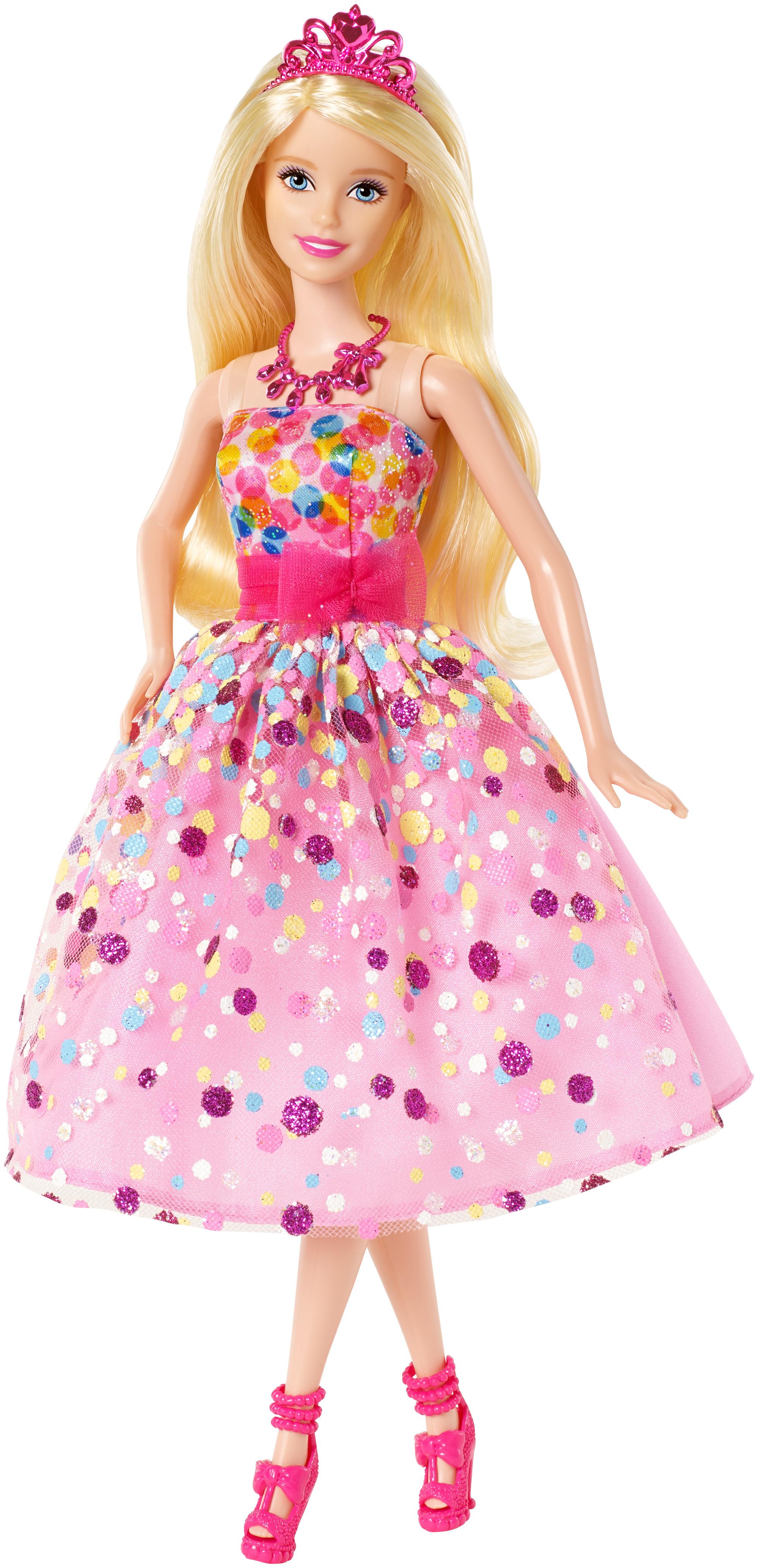 Barbie Happy Birthday® Doll (2000 x 4133 Pixel)