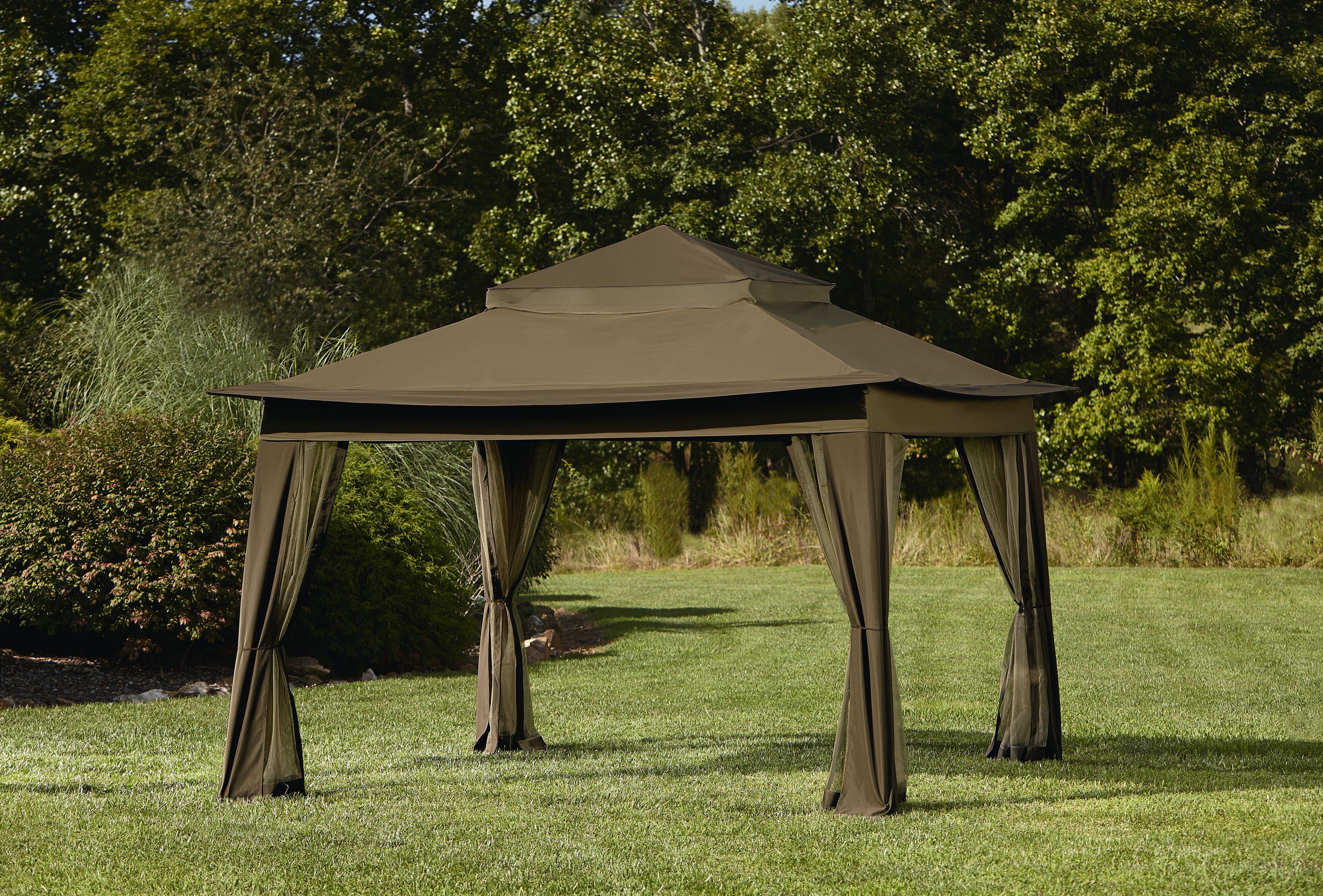 Garden Oasis Pop Up Gazebo Limited Availability Outdoor Living Gazebos Canopies