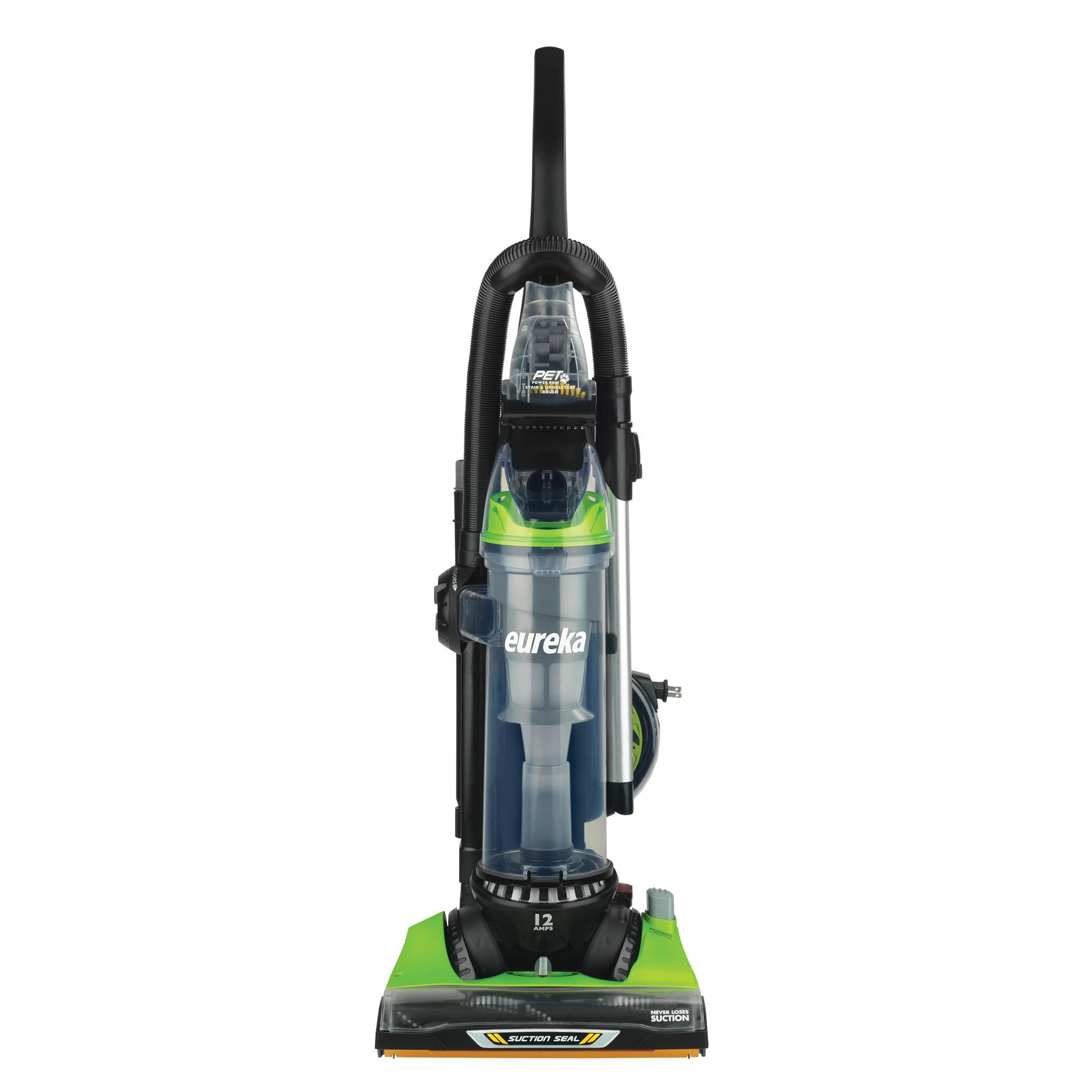 Eureka AS3104A SuctionSeal 20 PET Bagless Upright Vacuum
