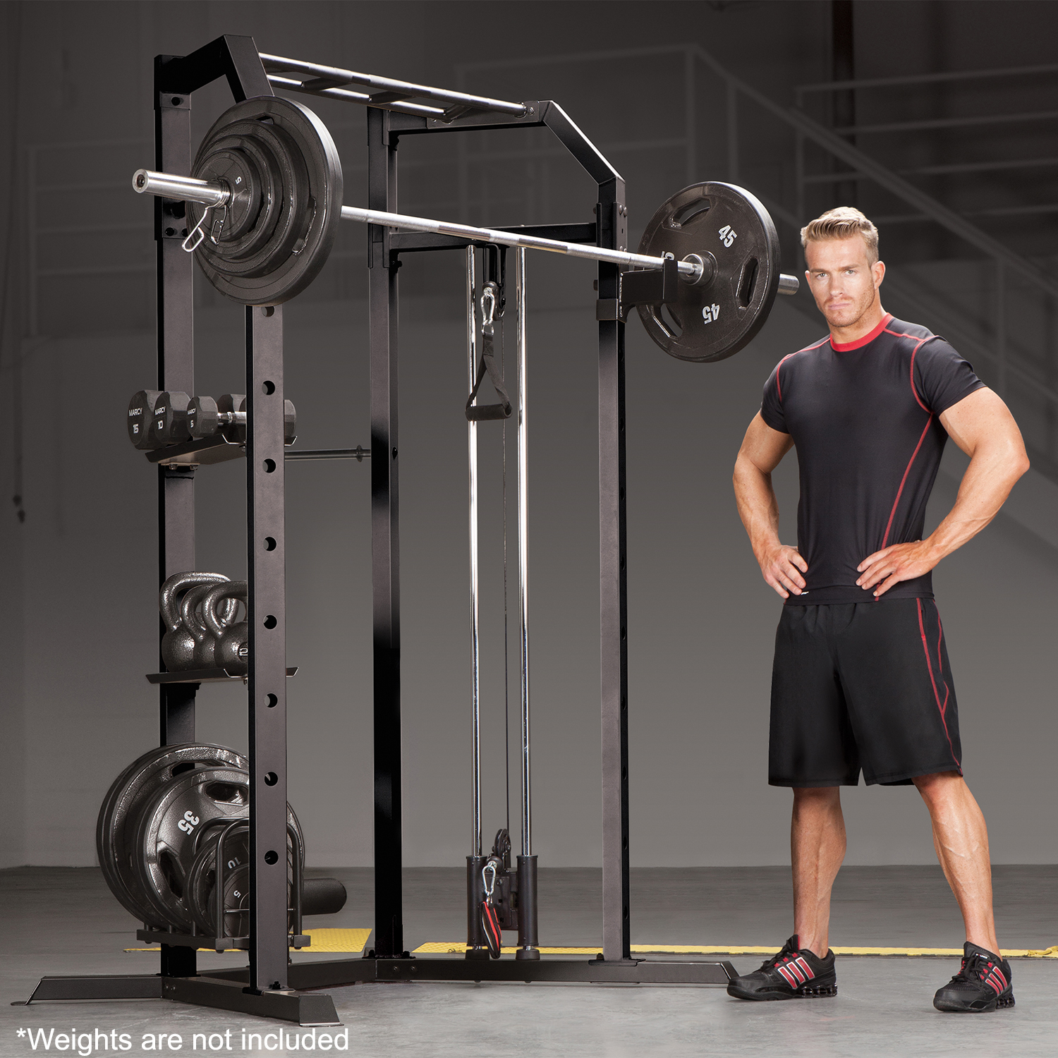 Marcy Training Power Cage Fitness Amp Sports Fitness