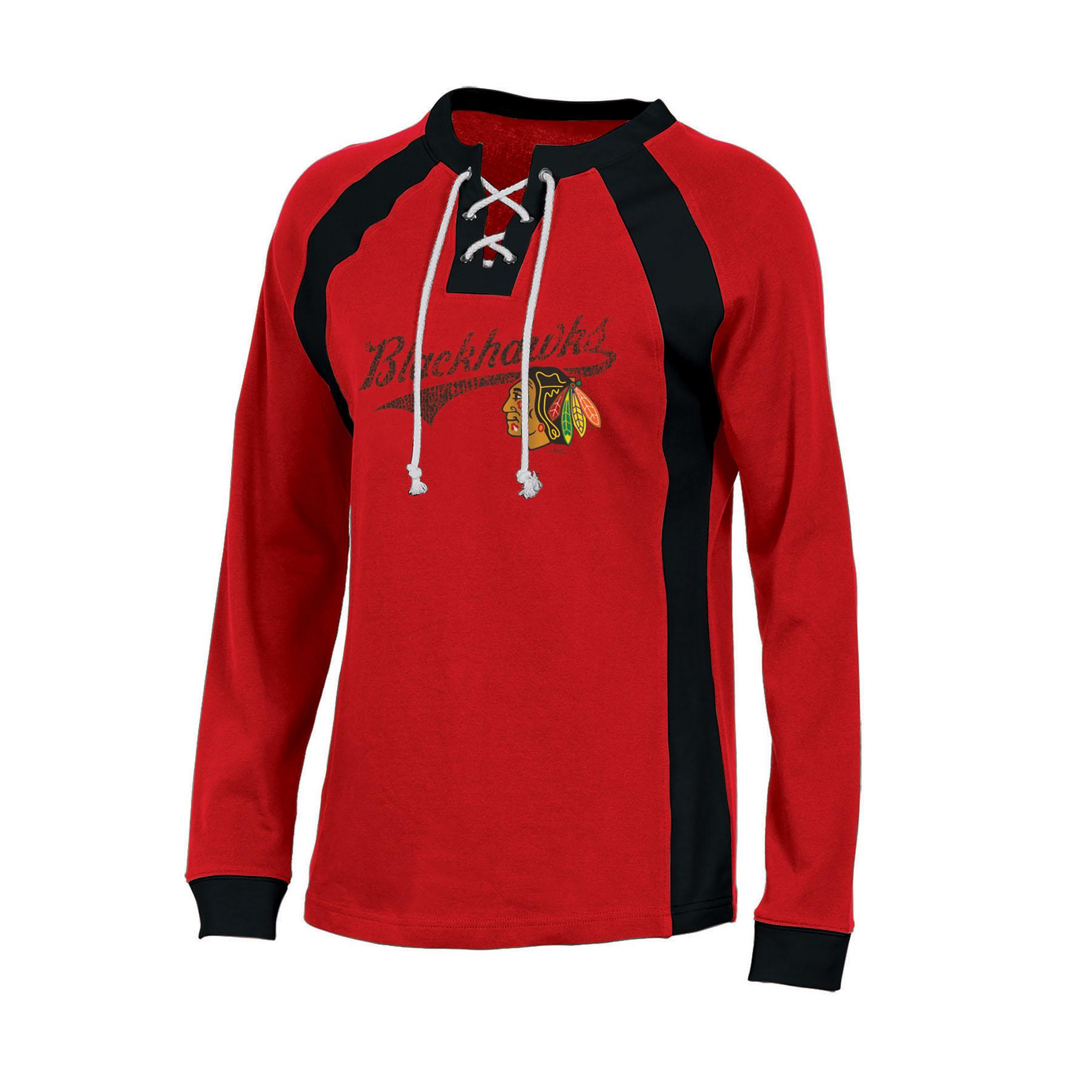 NHL Womens Graphic Sweater Chicago Blackhawks
