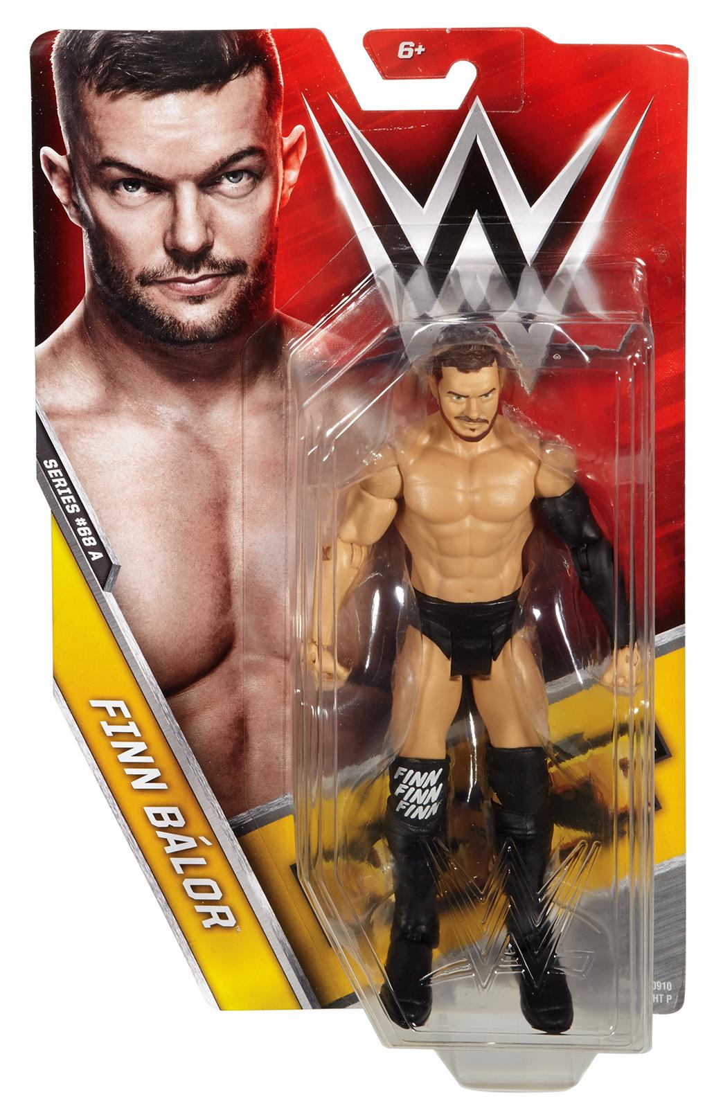 WWE Finn Balor Series 68 Toy Wrestling Action Figure