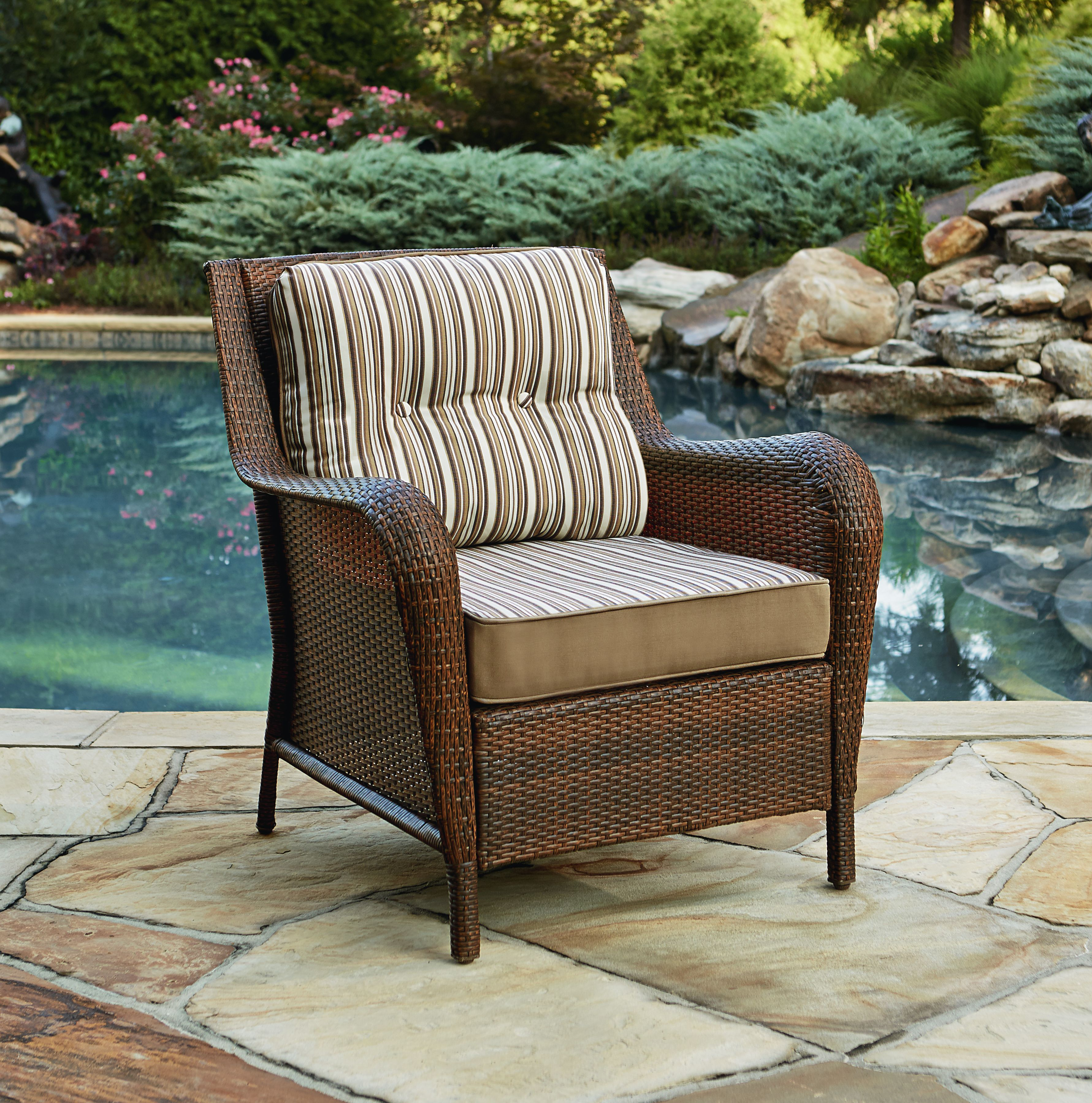 Mayfield Replacement Patio Chair Cushion Set Shop Your Way Online Shopping Amp Earn Points On