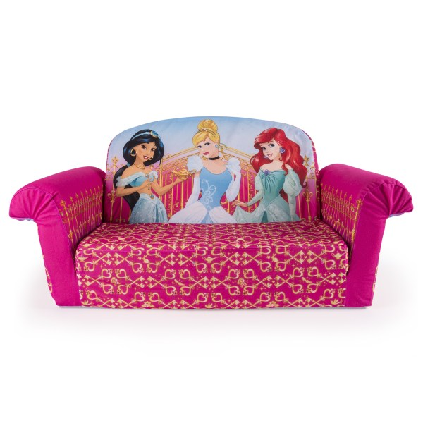 Marshmallow Fun Co Children s 2 in 1 Flip Open Foam Sofa  Disney     Marshmallow Fun Co Marshmallow Fun Co Children s 2 in 1 Flip Open Foam Sofa   Disney