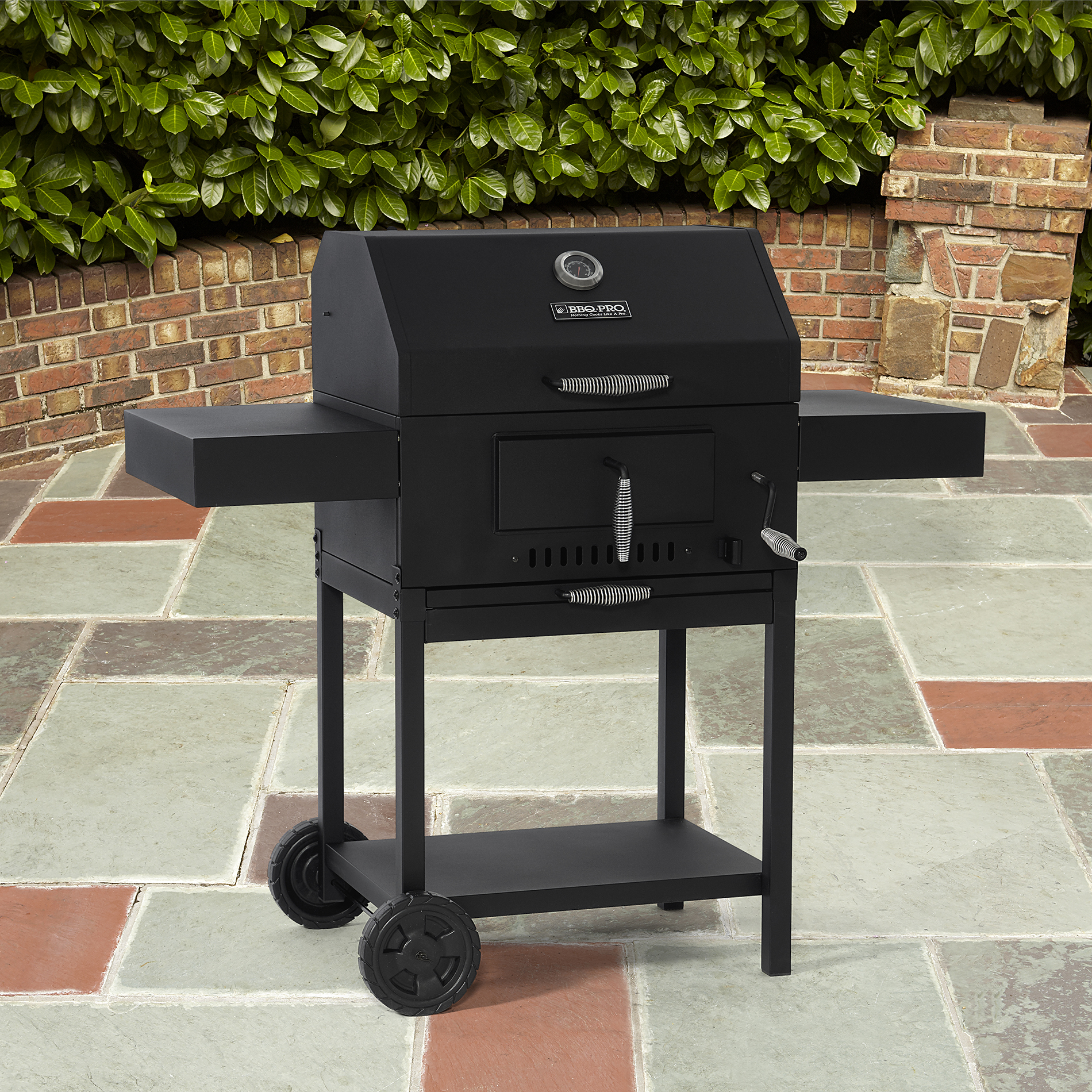 BBQ Pro Deluxe Charcoal Grill Limited Availability