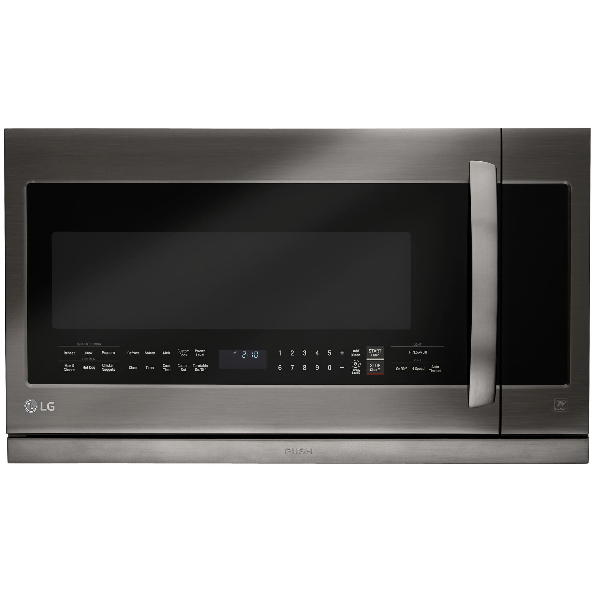 over the range microwaves sears