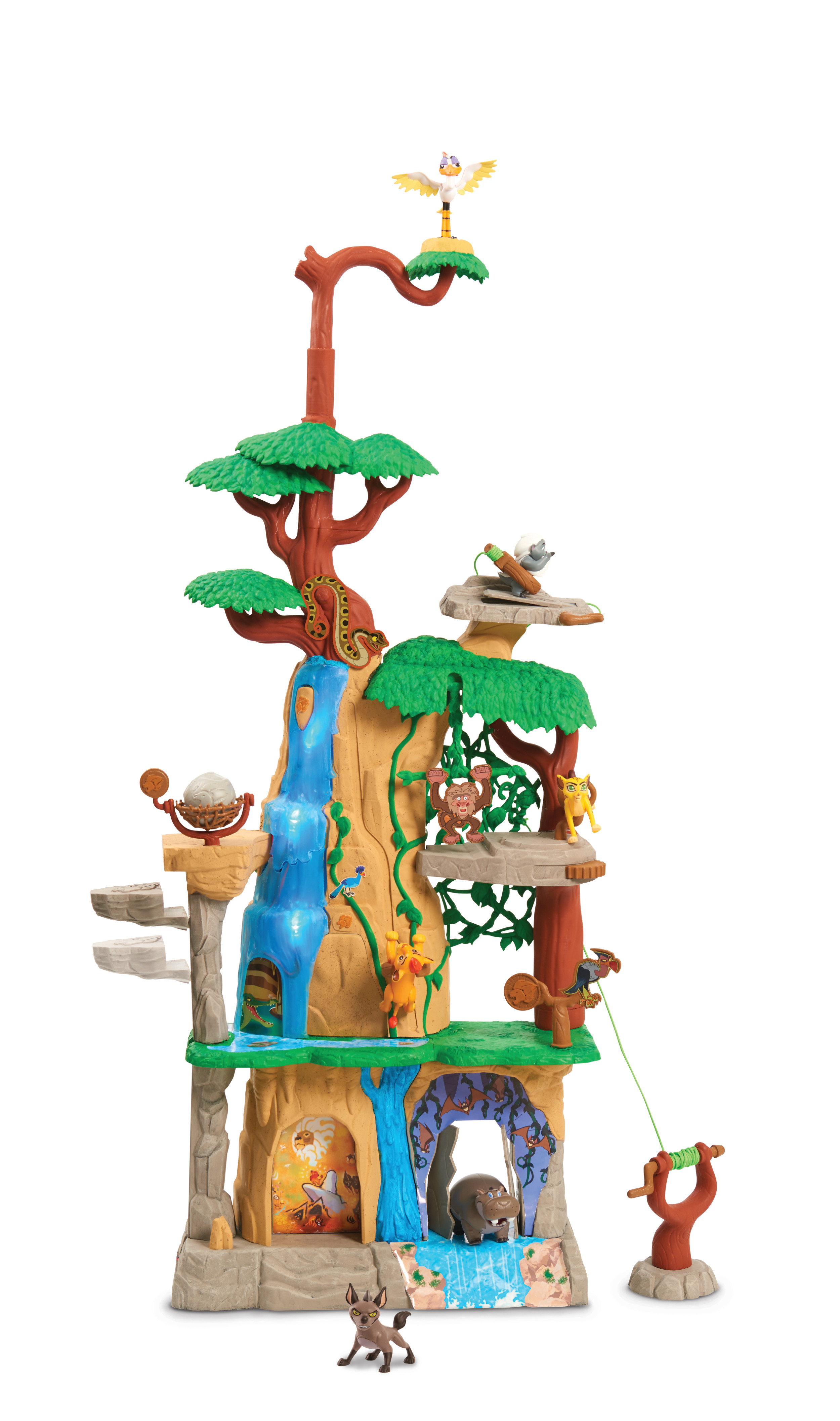 Disney Lion Guard Training Lair Playset