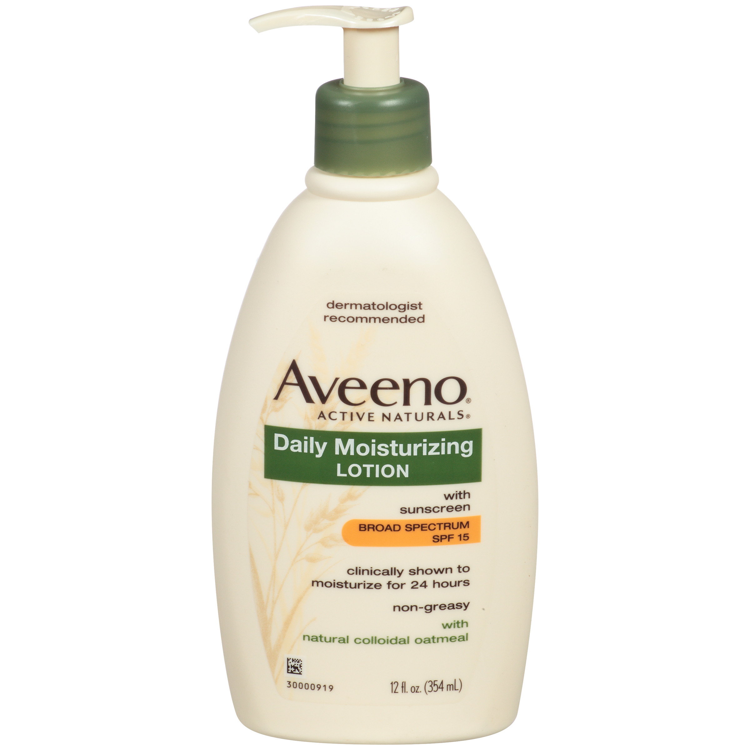 Aveeno Active Naturals Lotion Daily Moisturizing With