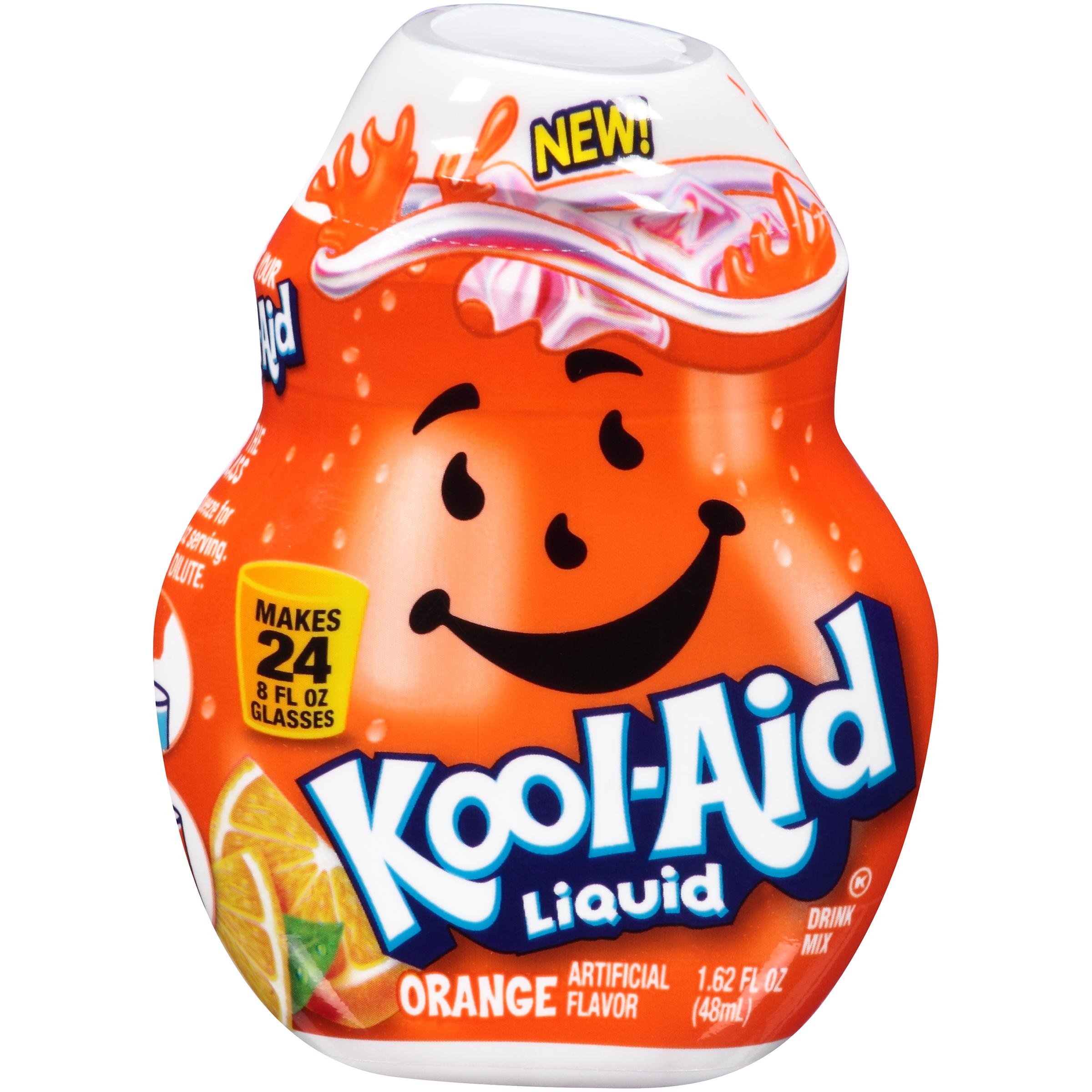 Kool Aid Jammers Nutrition