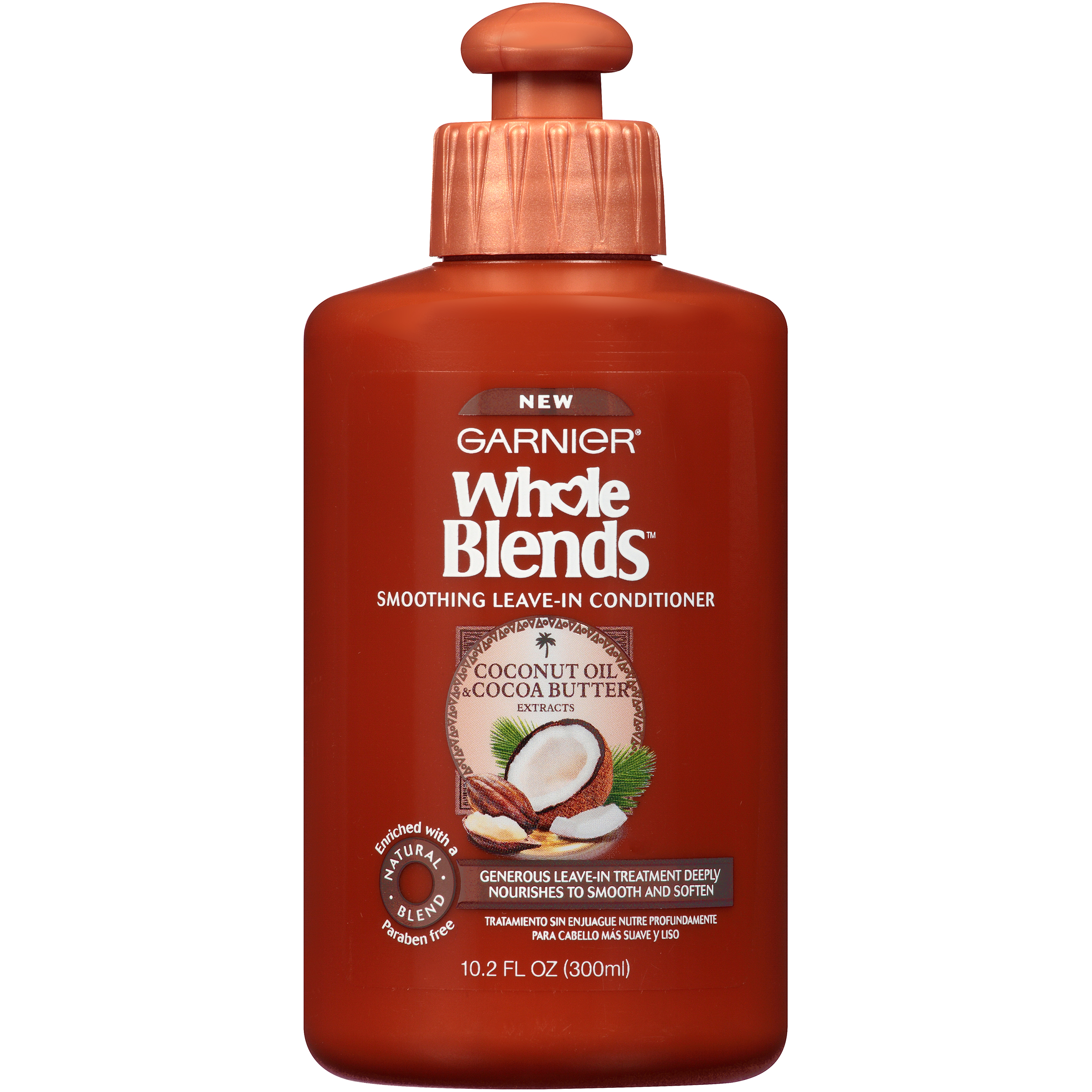 Garnier Whole Blends Coconut Oil Amp Cocoa Butter Extracts
