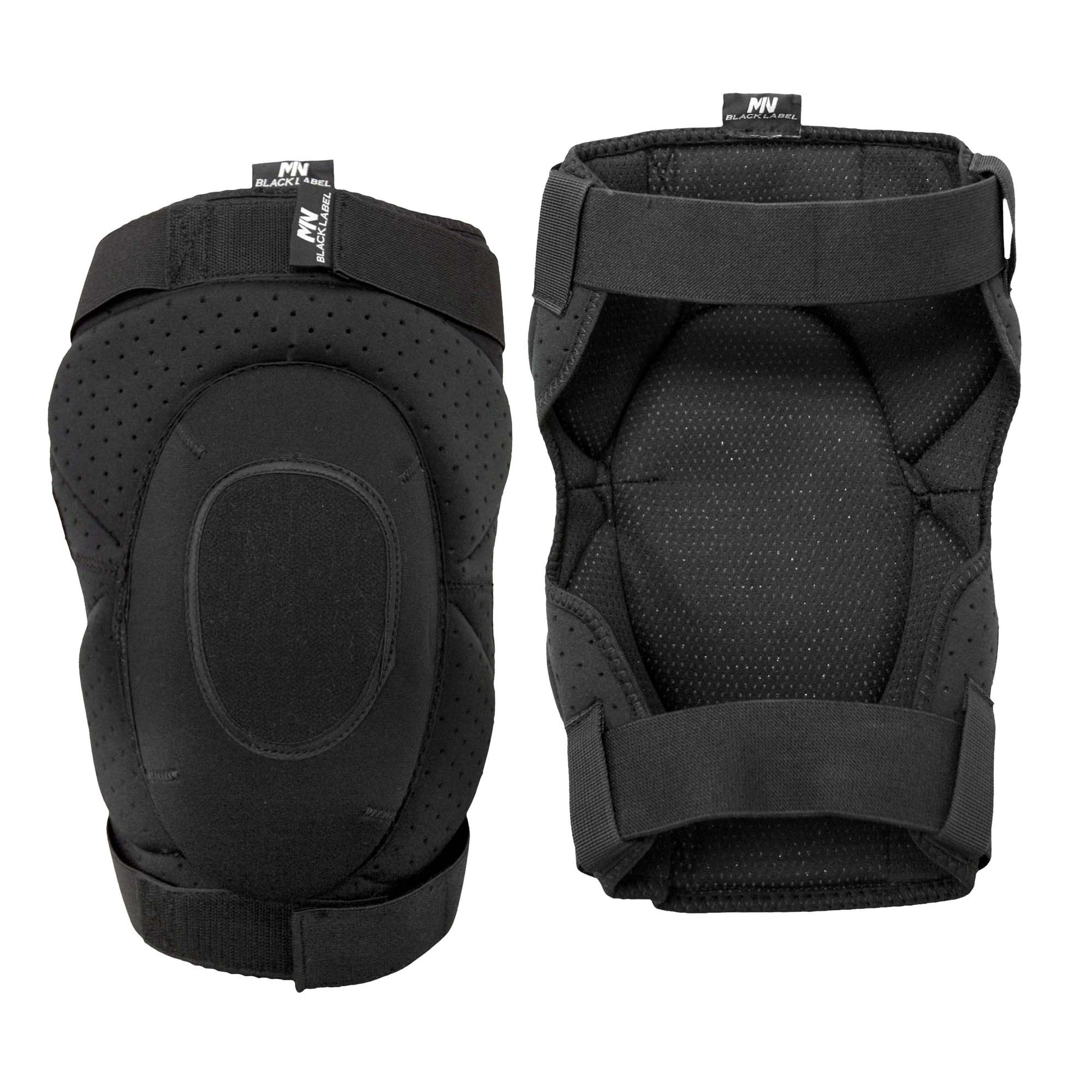 Black Label Ortho Wrap Kneepads 1BL 22410 Black Tools