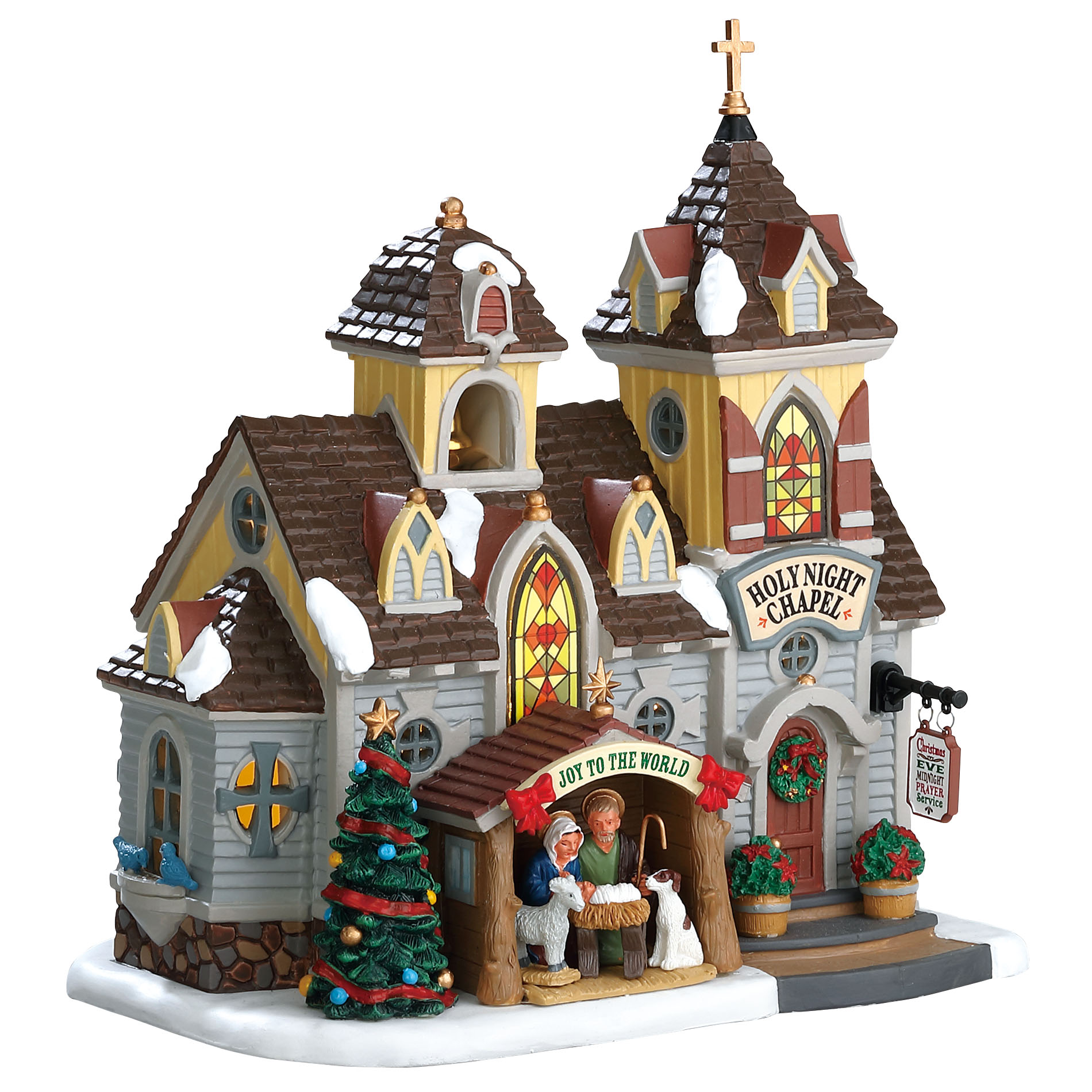Coventry Cove By Lemax Christmas Village Building Holy