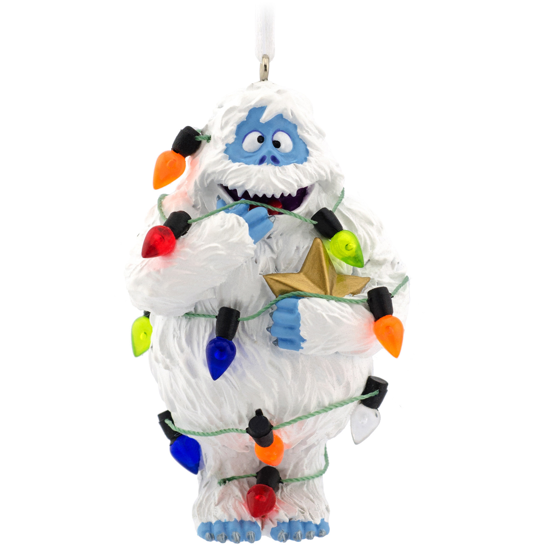 Hallmark Bumble The Abominable Snow Monster Ornament