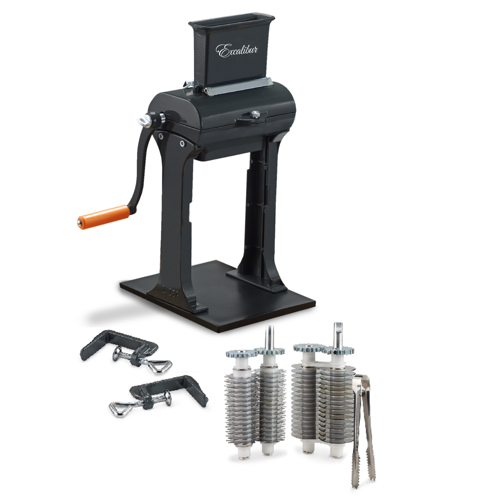 Excalibur Manual Meat Tenderizer And Jerky Slicer Kit