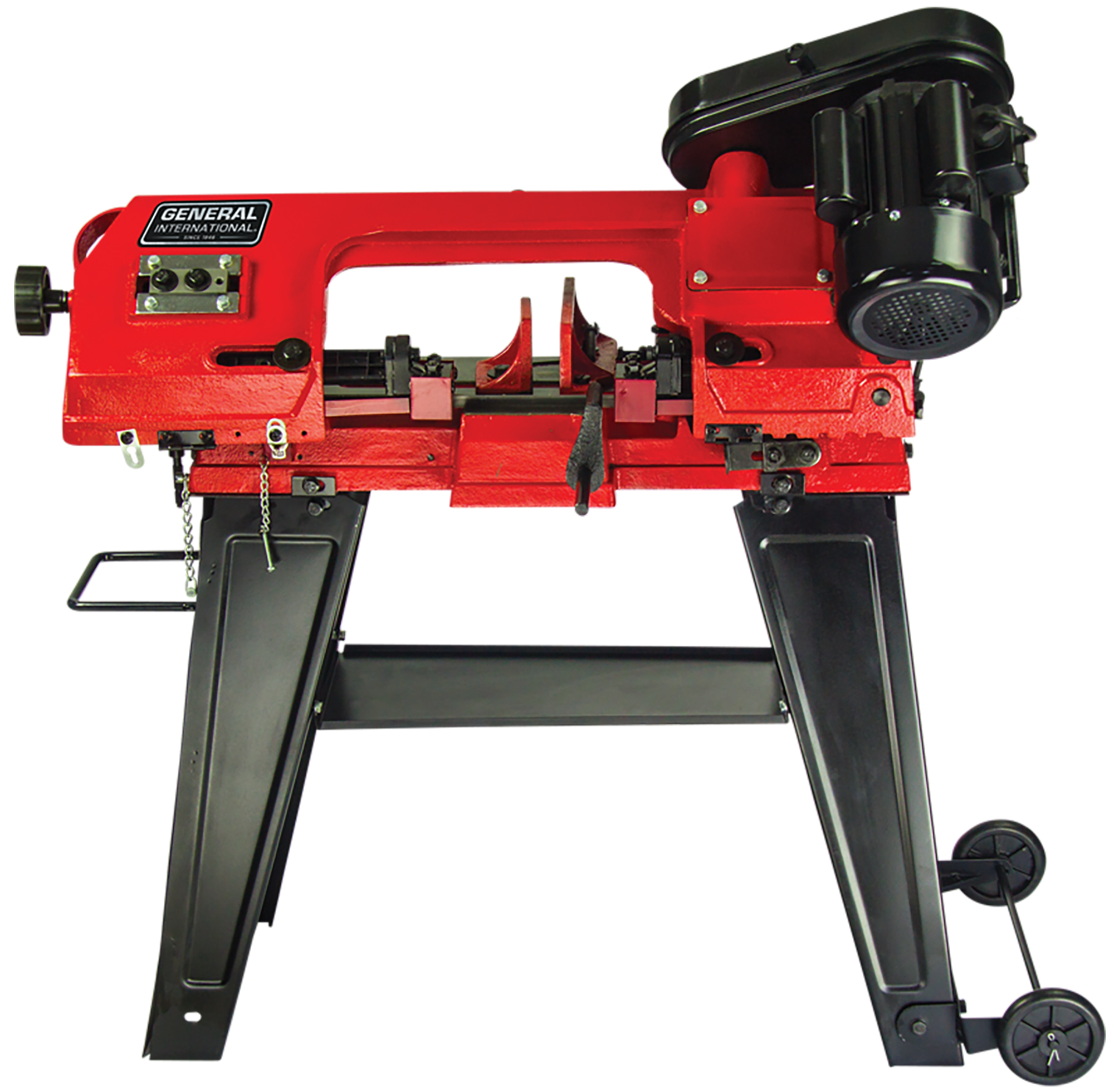 General International 4 5 Quot 5a Metal Cutting Band Saw With