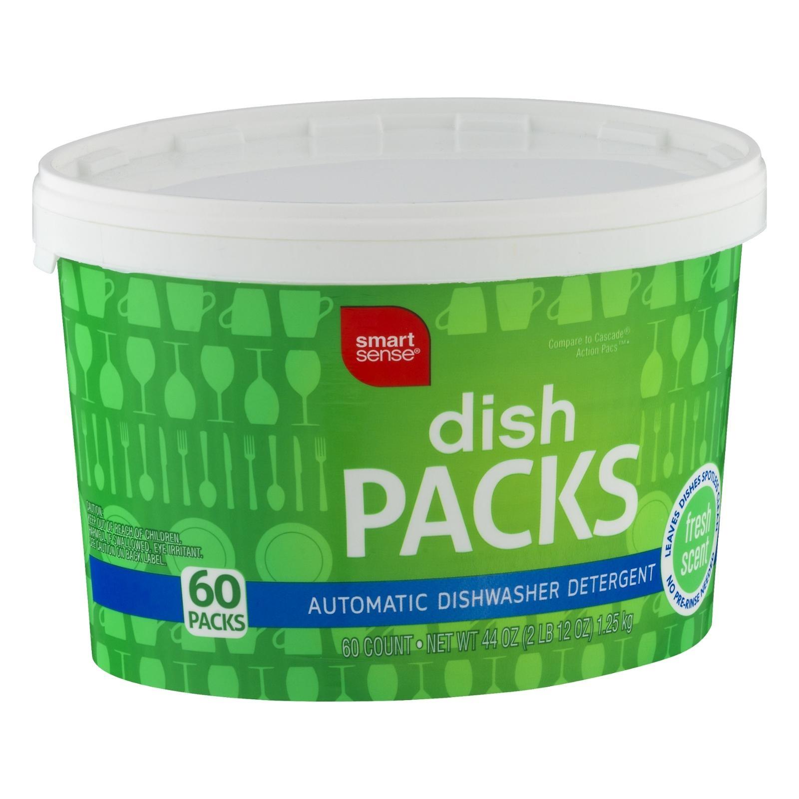 What Dishwasher Fresh Detergent